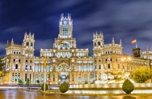 Madrid + Parque Warner 1 ó 2 noches