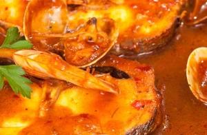Degustación de platos en el Itxas Berri