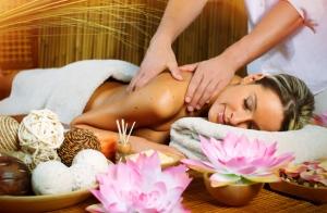 1 o 3 masajes de 45 min. de duración