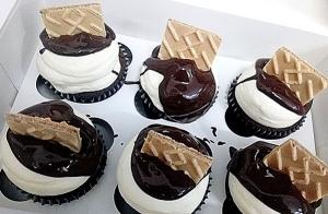 Curso de cupcakes para niños y adultos.