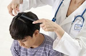 Revisión y/o tratamiento contra piojos y liendres