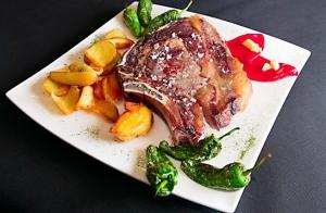 Menú degustación en Restaurante Aizkorri