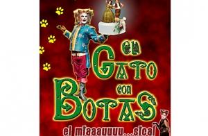 """Entradas """"El Gato con Botas"""""""