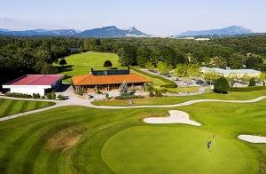 Bautismo de golf en Izki Golf (Álava)