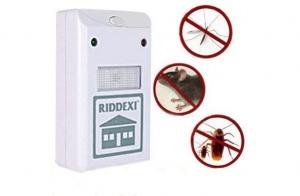 Repelente de roedores y mosquitos