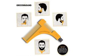 Barba perfecta con Groomarang
