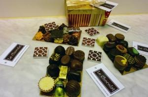 Disfruta y endúlzate con Le Chocolat