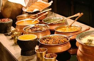 Menú degustación en Rte. Indio Bombay