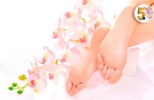 Peeling de pies y/o reflexología podal