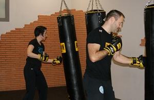 3 sesiones de boxeo sin contacto