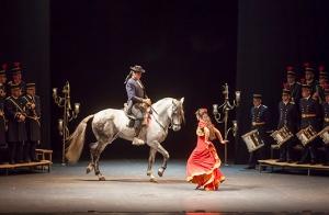 Opera flamenca Carmen de Salvador Távora