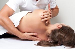 Bienestar con una sesión de fisioterapia